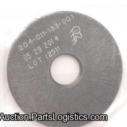 P/N: 204-011-133-001, Flat Washer, New, Bell Helicopter, ID: D11
