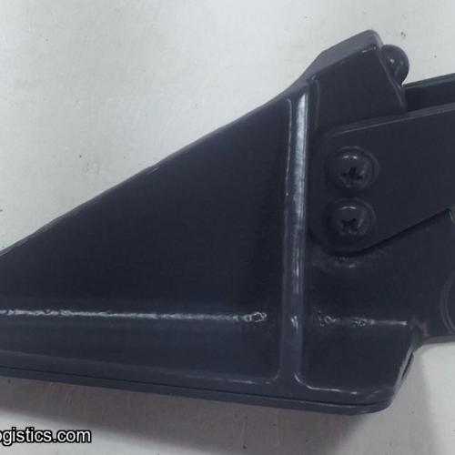 P/N: 204-031-468-001, DOOR HINGE, NEW SURPLUS, BELL HELICOPTER, ID: D11