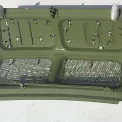 P/N: 205-060-807-009, UH-1 Left Hand Cowling, New Surplus, Bell Helicopter ID: D11