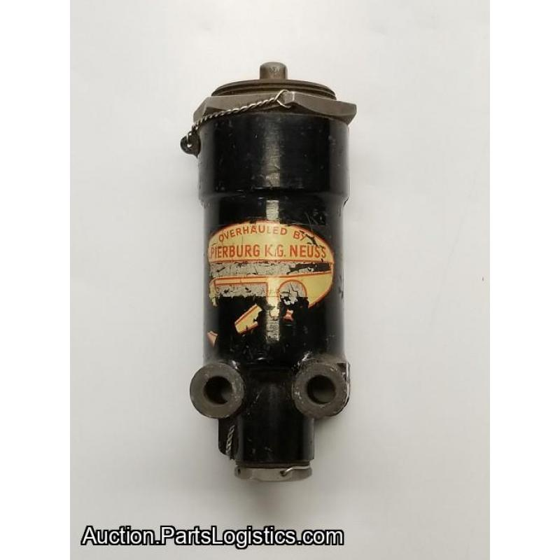 P/N: 391238, Valve, As Removed RR M250, ID: D11