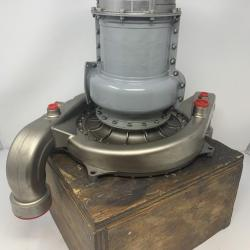 P/N: 6890550, Compressor Assembly, S/N: CAC-24007, Serviceable RR M250, ID: D11