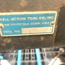P/N: CPWA30721, Stand, Serviceable Kell-Strom Tool CO. INC, ID: D11