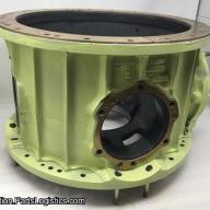 PN:204-040-353-023, CASE ASSY, OH w/FORM ONE, UH-1, BELL HELICOPTER