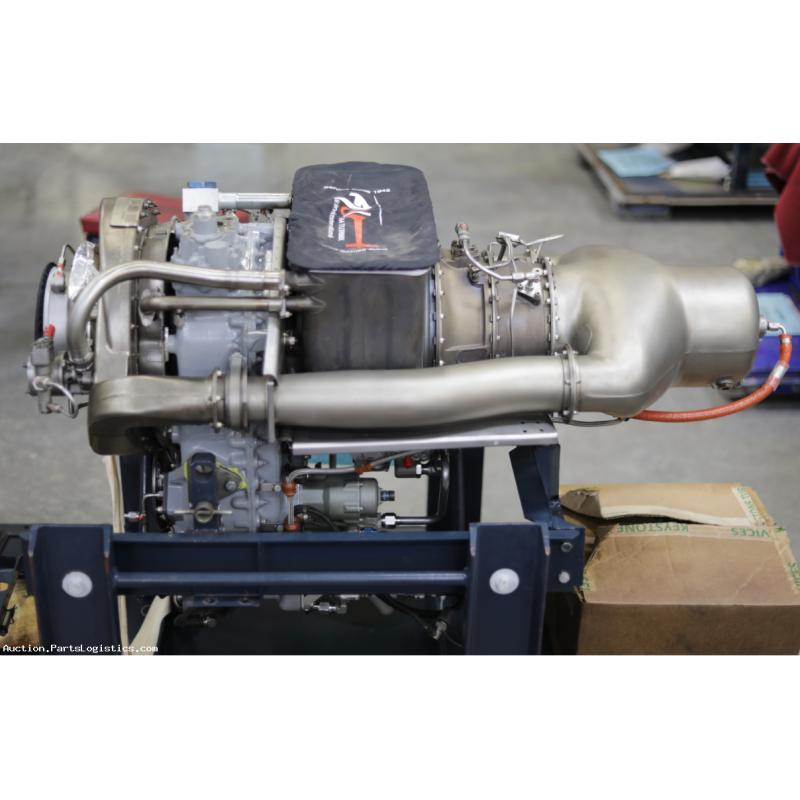 P/N: 23063378, RR M250 C40B Turbine Engine, S/N: CAE-844168, Serviceable, Rolls-Royce, (With ECU & Can), ID: CSM