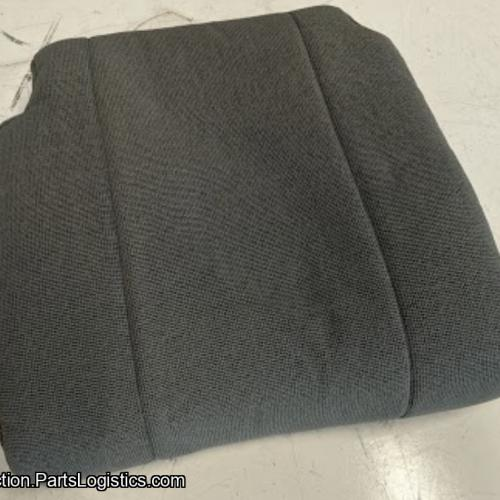 PN: PBM-58-101, Bell 206 Gray Cloth Pilot Seat Bottom, New, ID: D11