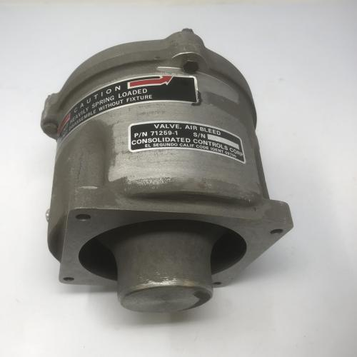 New OEM Approved Honeywell, Valve Control, P/N: 71259-1, S/N: 347, ID: CSM