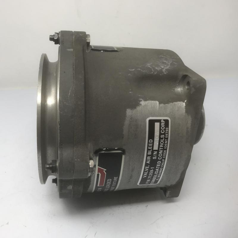New OEM Approved Honeywell, Valve Control, P/N: 71259-1, S/N: 351, ID: CSM