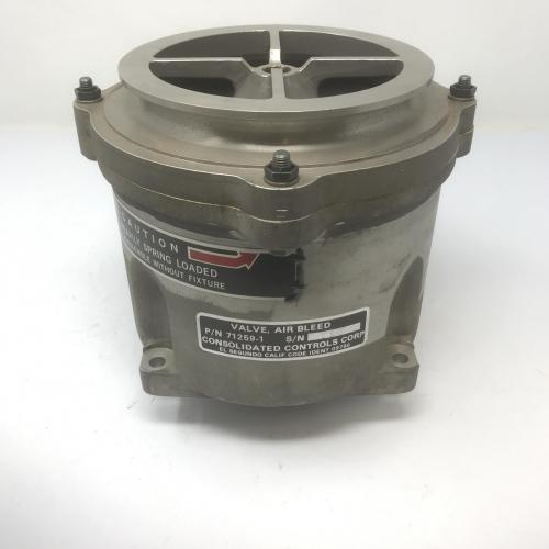 New OEM Approved Honeywell, Valve Control, P/N: 71259-1, S/N: 354
