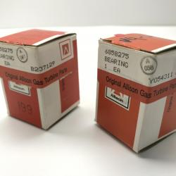 New Rolls-Royce M250, Ball Bearings, P/N: 6858275
