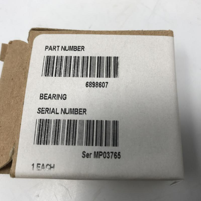New OEM Approved RR M250, Annular Ball Bearing, P/N: 6898607, S/N: MP03765