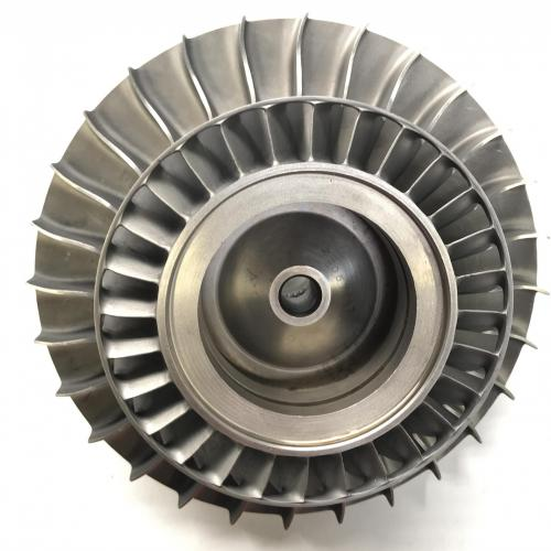 Serviceable OEM Approved RR M250, Compressor Impeller, P/N: 23058147, S/N: E67203
