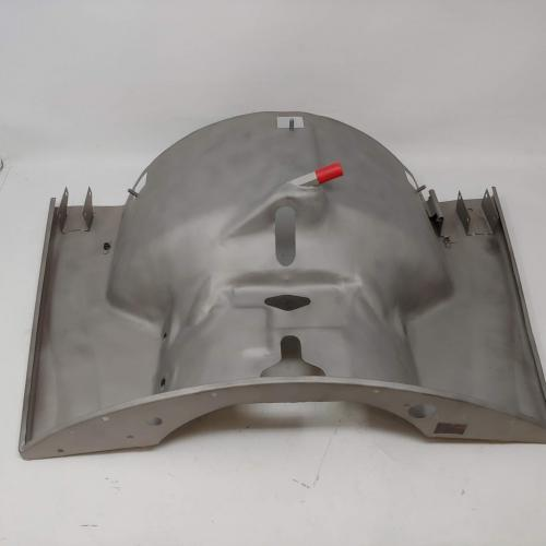P/N: 23007229, Firewall Shield Assembly, S/N: ASI0406, Serviceable RR M250, ID: AZA