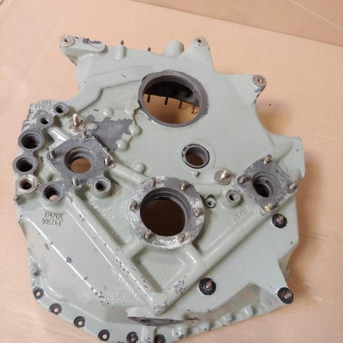 As Removed RR M250, Gearbox Power & Accessory Housing, P/N: 23008021, S/N: HL0672, ID: AZA