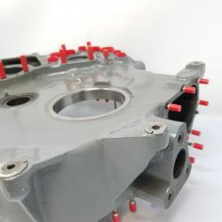 P/N: 6877171, Gearbox Housing, S/N: HL33489, Serviceable RR M250, ID: AZA