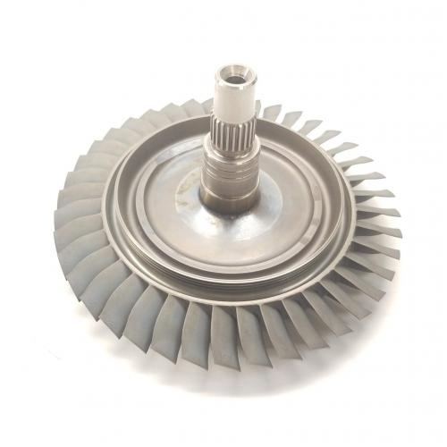 Rolls-Royce M250, 2nd Stage Turbine Wheel, P/N: 23004223, S/N: X515701, As Removed