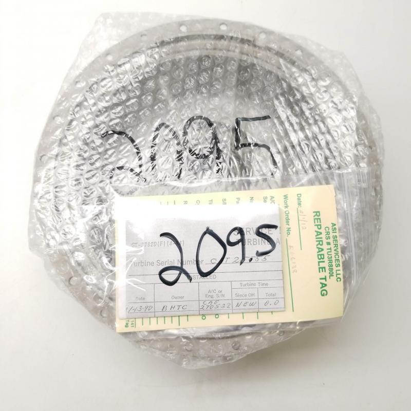 As Removed Rolls-Royce M250, Support & Seal Assembly, P/N: 23038100, S/N: DW48491, ID: AZA