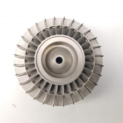 As Removed, Rolls-Royce M250, Compressor Impeller Assembly, P/N: 23057117, S/N: KR55913