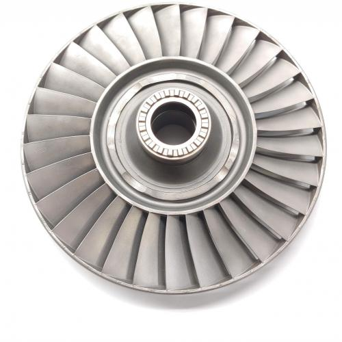 Serviceable RR M250, 4th Stage Turbine Wheel, PN: 6853279, SN: HX51846