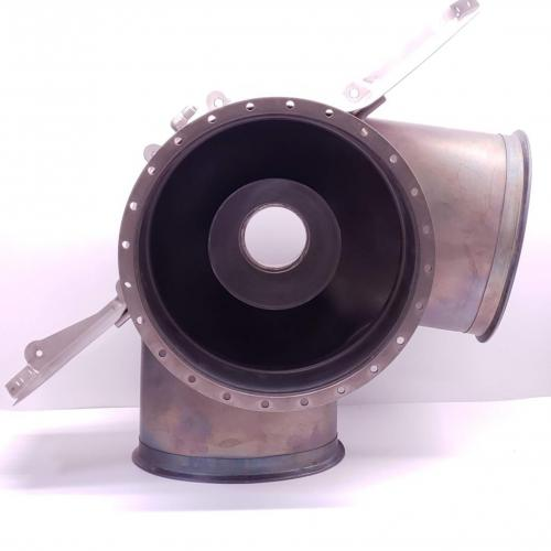 P/N: 6879879, Turbine & Exhaust Collector Support Assembly, S/N: 46992, As Removed RR M250, ID: AZA
