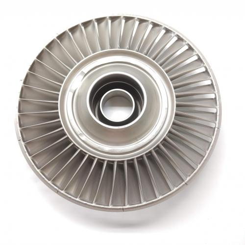 P/N: 6898663, 3rd Stage Turbine Wheel, S/N: HX68959, Serviceable RR M250, ID: AZA