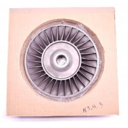 Overhauled RR M250 4th Stage Turbine Wheel, PN: 6853279, SN: HX51099
