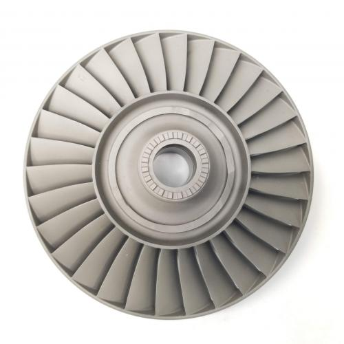 Serviceable RR M250, 4th Stage Turbine Wheel, PN: 6853279, SN: HX61899
