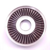 New OEM Approved Rolls-Royce M250, 4th Stage Turbine Nozzle Assembly, P/N: 23064596, ID: CSM