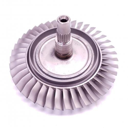 Serviceable OEM Approved RR M250, 2nd Stage Turbine Wheel, P/N: 23032280, S/N: X549369, ID: CSM