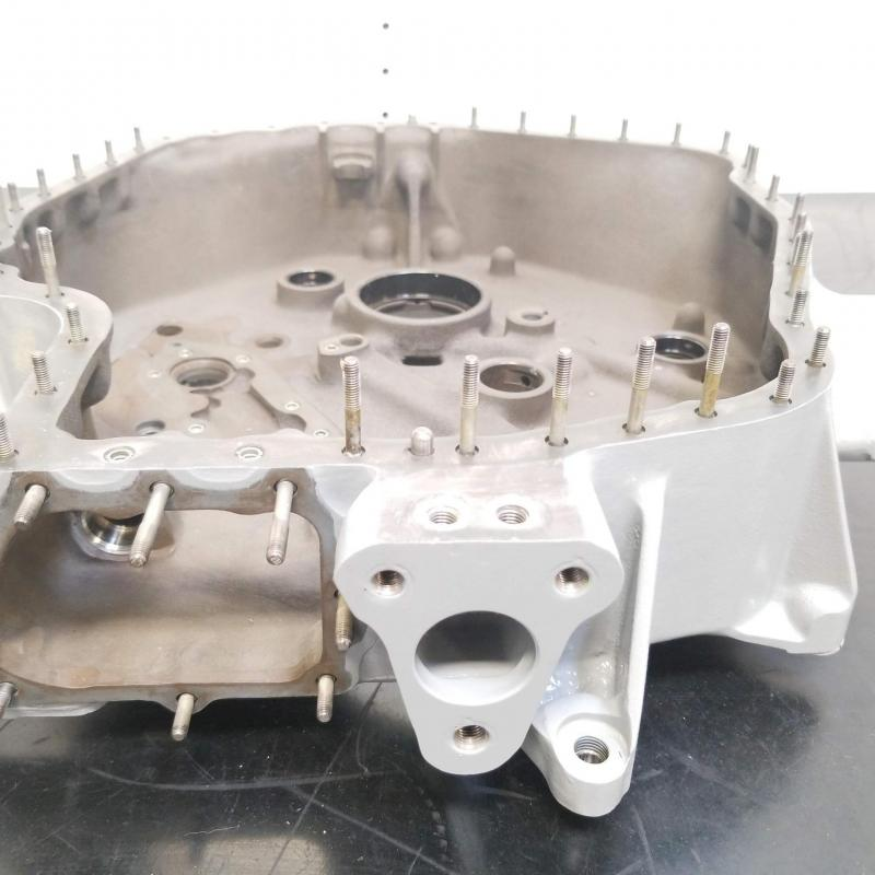 Overhauled OEM Approved Rolls-Royce M250, Gearbox Housing Assembly, P/N: 23056644, S/N: HL40697, ID: CSM