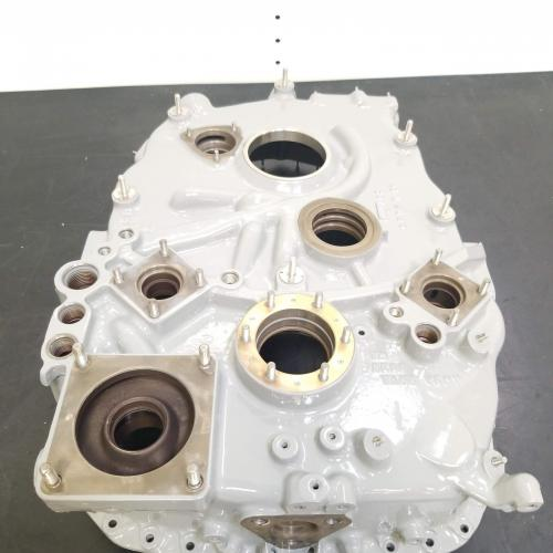 Serviceable OEM Approved RR M250, Power and Accessory Gearbox Housing, P/N: 23064640, S/N: HL16348