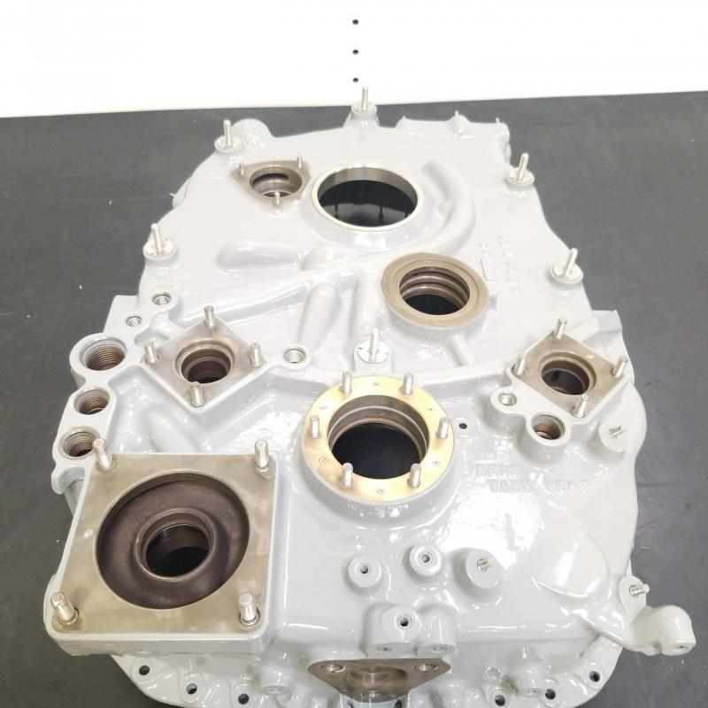 Serviceable OEM Approved RR M250, Power and Accessory Gearbox Housing, P/N: 23064640, S/N: HL16348, ID: CSM