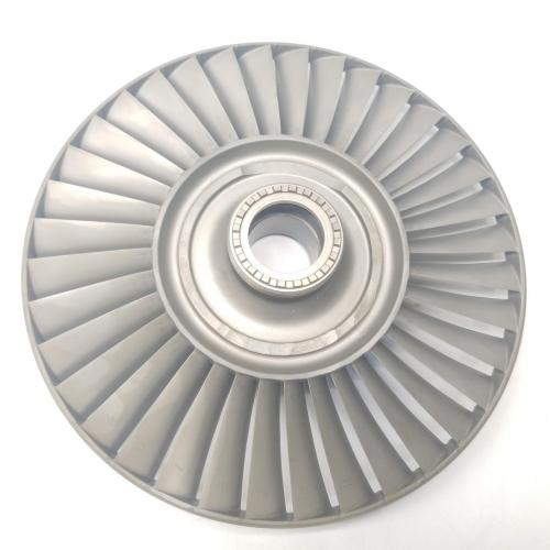 Serviceable OEM Approved RR M250, 4th Stage Turbine Wheel, P/N: 23066744, S/N: HX75104