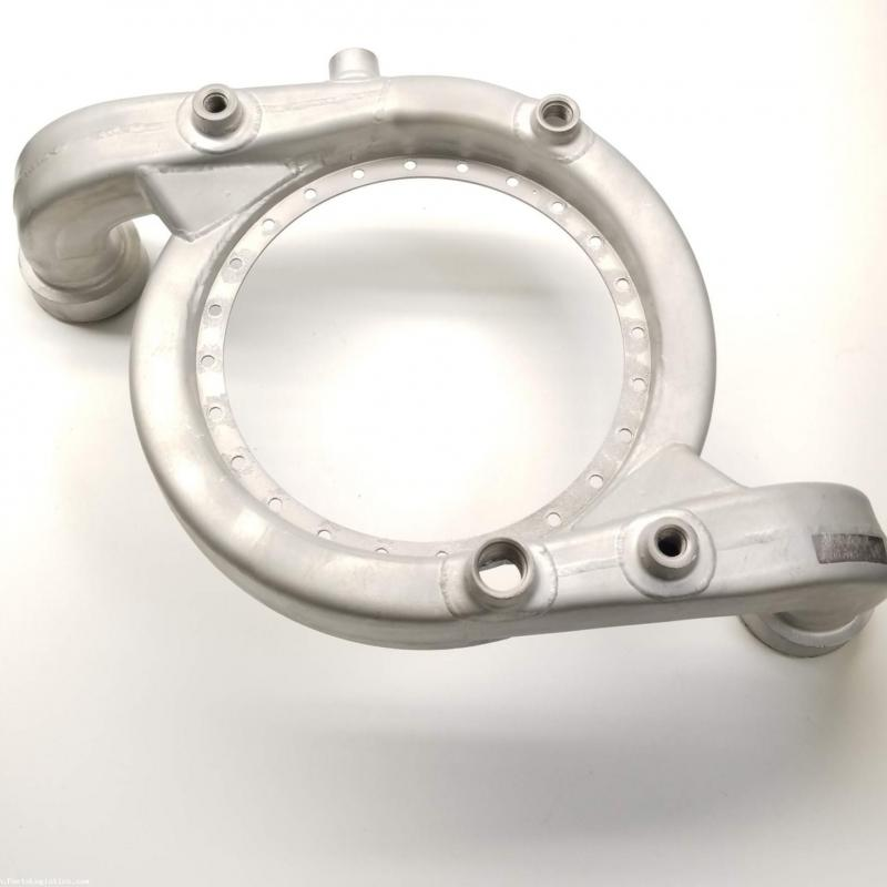 PN: 6851574, Diffuser Scroll Assembly, SN: MA14612, As Removed, RR M250, ID: AZA