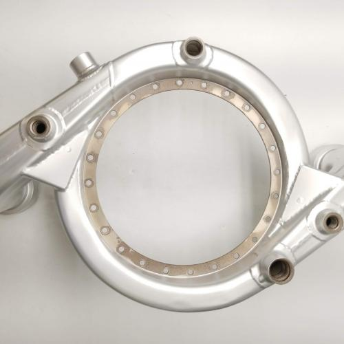 Serviceable OEM Approved RR M250, Compressor Diffuser Scroll, P/N: 6851574, S/N: AP20821