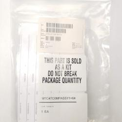 New OEM Approved RR M250, Series IV Compressor Assembly Kit, P/N: C47C0MPASSY, ID: CSM