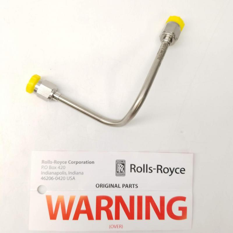 New OEM Approved RR M250, Metal Tube Assembly, P/N: 6848471, ID: CSM