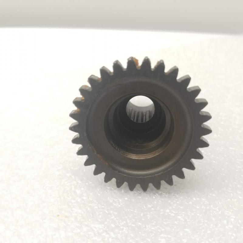 P/N: 6888529, Starter Generator Gearshaft, S/N: 1187-96, As Removed, RR M250, ID: AZA