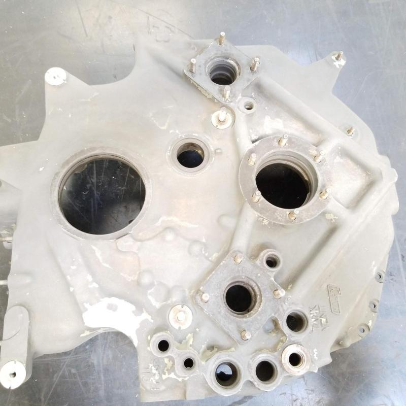 P/N: 6877181, Gearbox Power & Accessory Housing, S/N: HL2013, As Removed, RR M250, ID: AZA