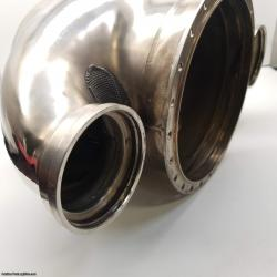 P/N: 6870992, Outer Combustion Case, S/N: 29787, As Removed RR M250, ID: AZA