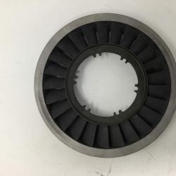P/N: 6877143, 3rd Stage Turbine Nozzle, S/N: H19736, Serviceable Rolls-Royce M250, ID: AZA