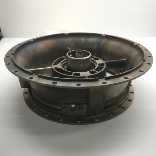 P/N: 23033412, Power Turbine Support, S/N: DW24168, As Removed RR M250, ID: AZA