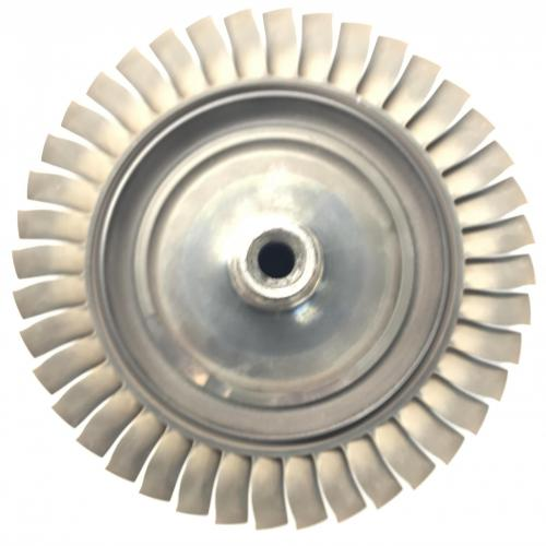 As Removed OEM Approved RR M250, 2nd Stage Turbine Wheel, P/N: 23032280, S/N: HX124107, ID: CSM