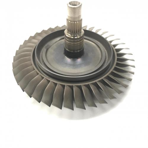 As Removed OEM Approved RR M250, 2nd Stage Turbine Wheel, P/N: 23032280, S/N: X519301