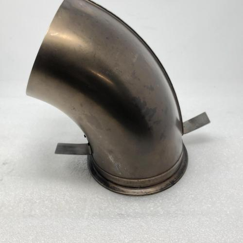 P/N: 206-061-300-027, Exhaust Stack, SV, Bell Helicopter