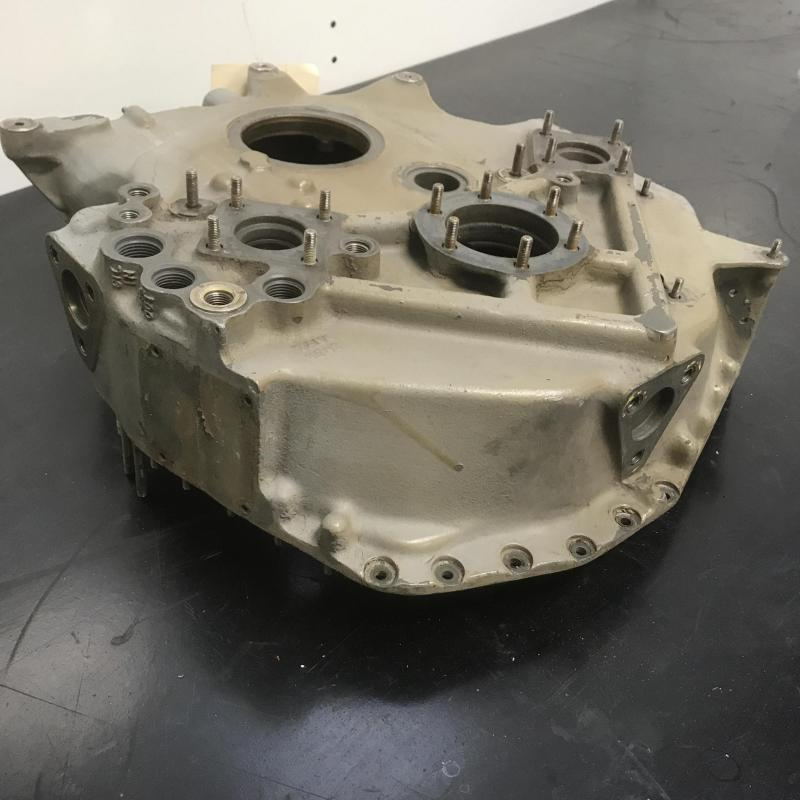 P/N: 23008021, Gearbox Power & Accessory Housing, S/N: XX28749, As Removed, RR M250, ID: AZA