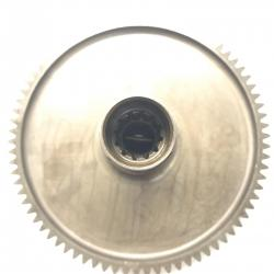 Serviceable OEM Approved RR M250, Fuel Control Gearshaft Assembly, P/N: 23007248, ID: CSM
