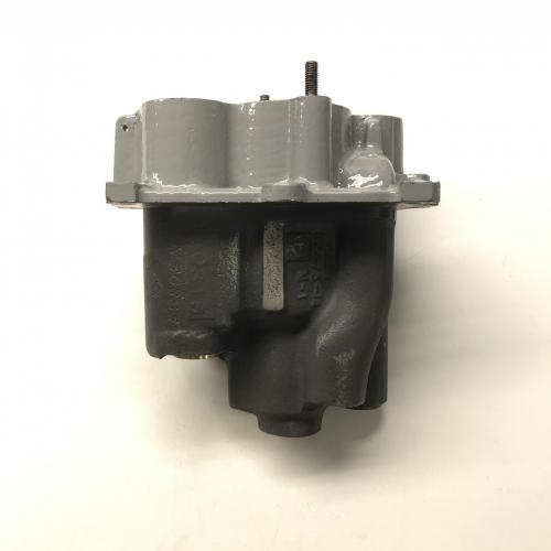 P/N: 23035102, Oil Filter Housing, S/N: 30383, As Removed RR M250, ID: AZA