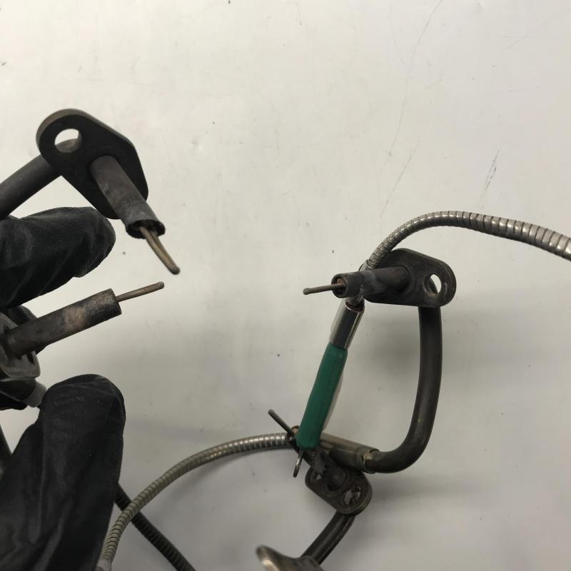 P/N: 6887761, Thermocouple Harness, S/N: FF3N60, As Removed RR M250, ID: AZA