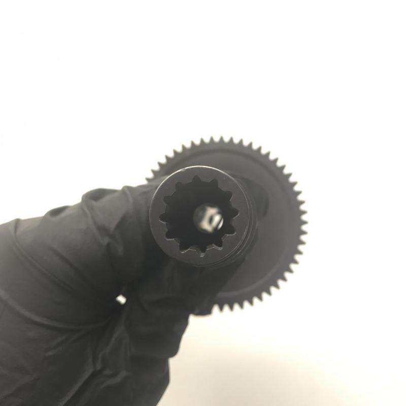 P/N: 6889157, Power Train Gearshaft Spur, S/N: 1-35 LOT, As Removed RR M250, ID: AZA
