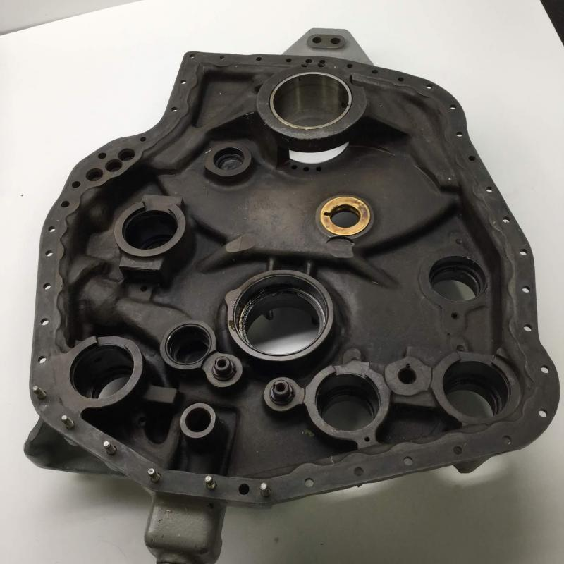 As Removed, Rolls-Royce M250, Gearbox Cover Assembly, P/N: 6896892, S/N: 21725